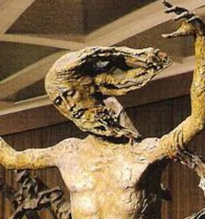 Statur von Pericle Fazzini